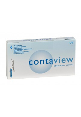 Φακοί επαφής Contaview Aberration Control UV